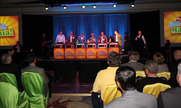 Corporate Event with Game Show Mania in Atlanta Georgia