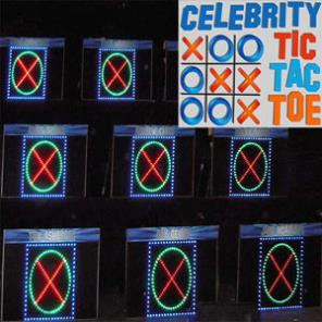 Celebrity Tic Tac Toe-logo