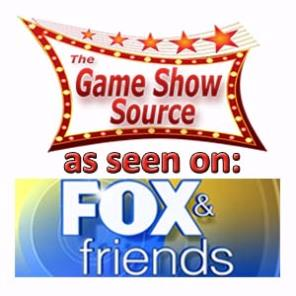 The Game Show Source-As seen on Fox & Friends