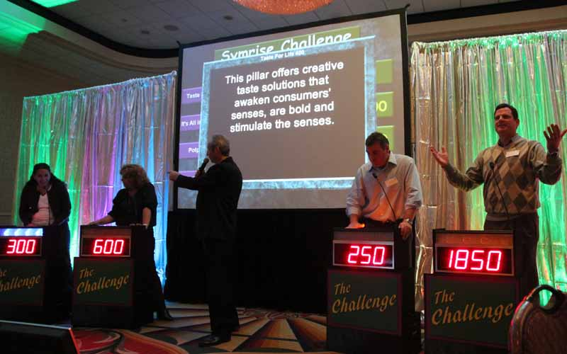 Customized game show for your corporate or private event