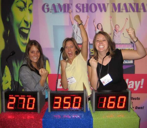 Trade Show Game Show Mania in New York City