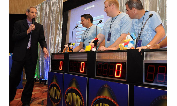 Ultimate Countdown-Company Event game show