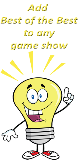 add Best of the Best to any feature game show