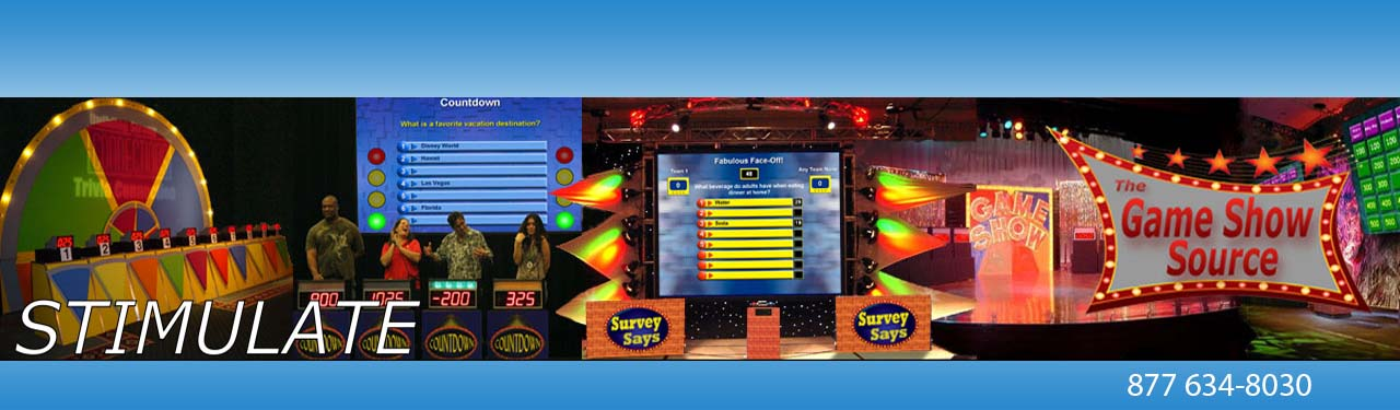 Game Show for corporate event | Fun game show