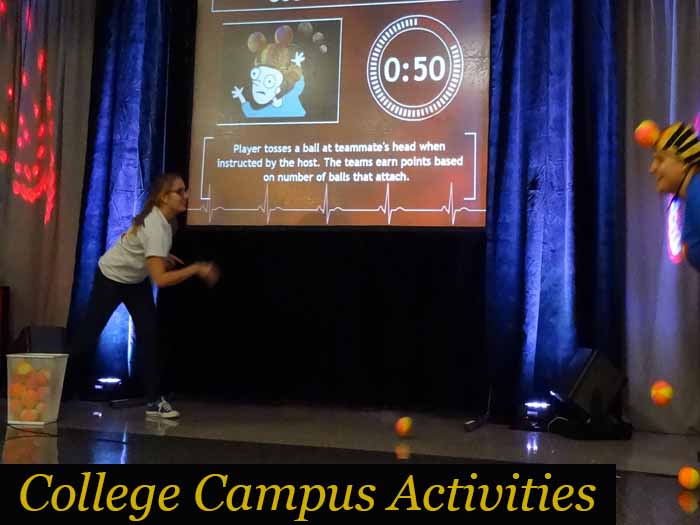 Game Shows for College and Universities