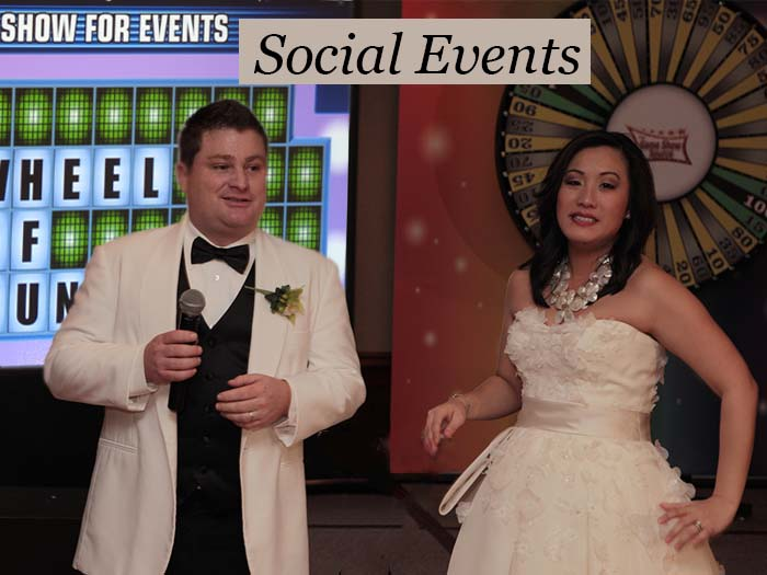Game Shows for Social Events