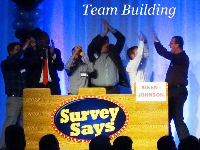 Game Shows for Team Building