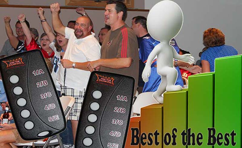 Best of the Best-All Play Game Show for trade show booth