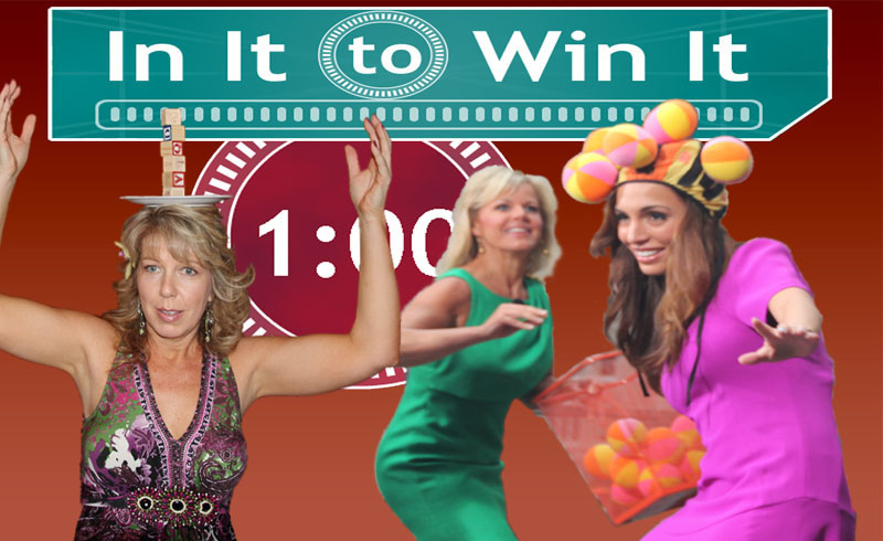In It To Win It-one minute to win it for trade show