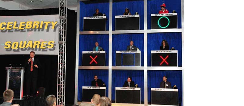 Hollywood Celebrity Squares-Awesome Game Show