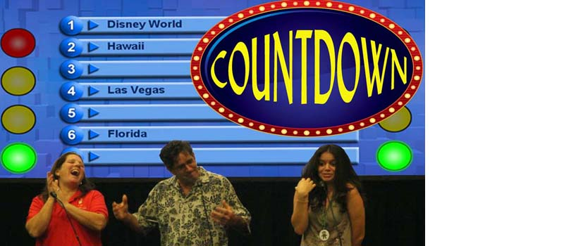 Fun fast pace game show-Ultimite Countdown