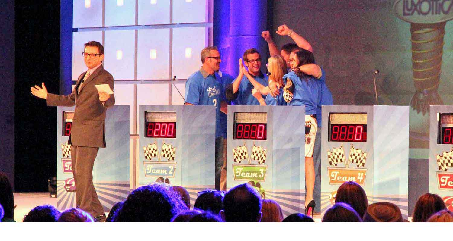 Corporate Know It All Game Show