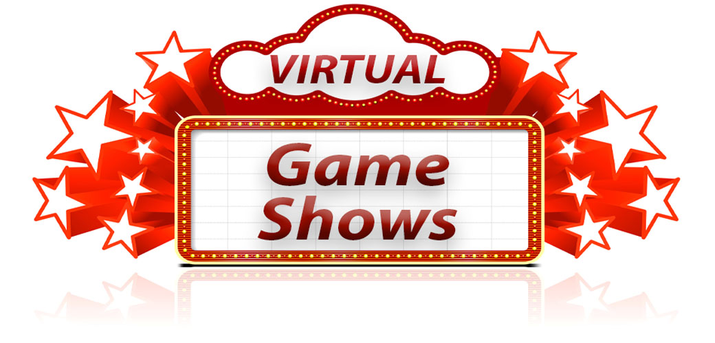 virtual game show logo